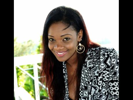 Camille Davis gets baptised | Entertainment | Jamaica Star